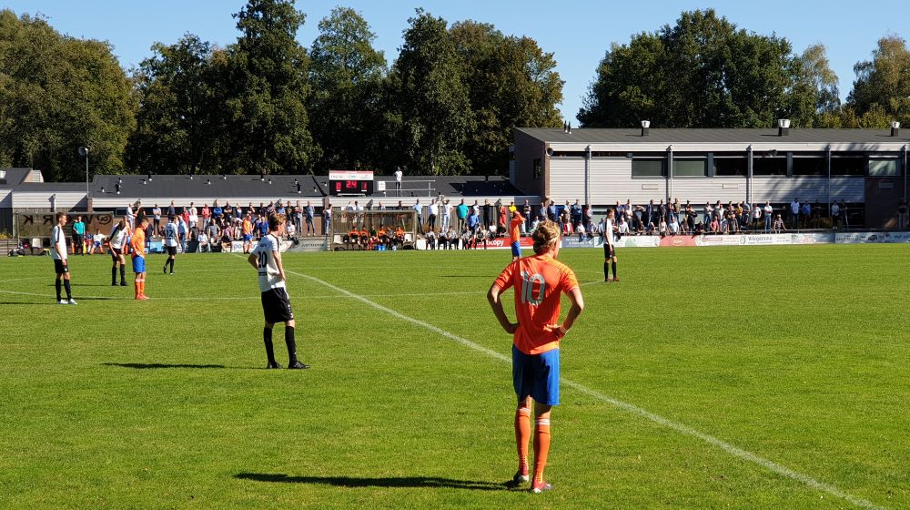 21 september 2019 - Drachtster Boys - Blauw Wit'34 (0-1)
