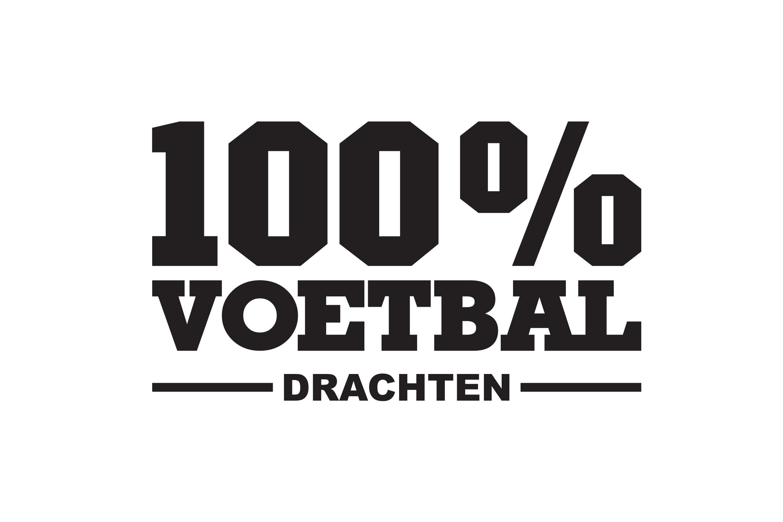 100 -voetbal-Drachten ZWART
